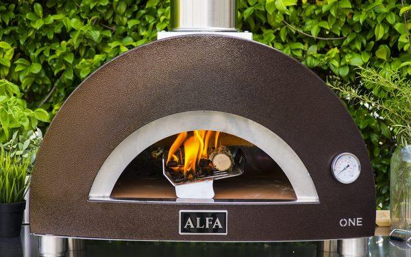 one alfa ovens the italian oven for everyone 1200x750 600x375 - Piec do pizzy Alfa Forni ONE opalany drewnem z podstawą