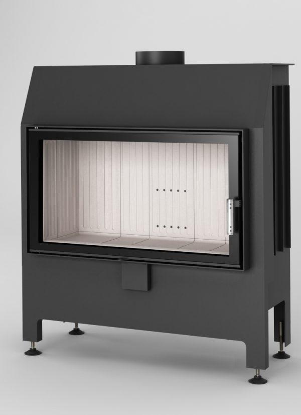 Heatro 81 600x826 - Fireplace insert Hajduk Heatro 81