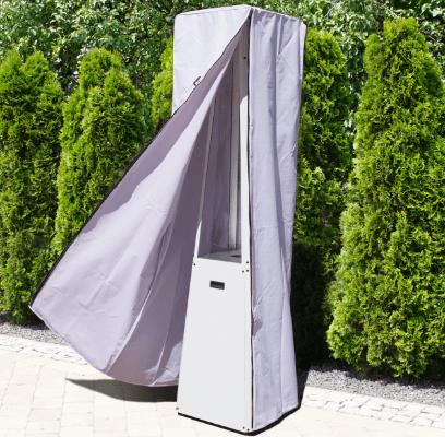 Screenshot 2021 04 13 Pokrowiec na ogrzewacz gazowy UMBRELLA bialy logo czarne Kratki Kratki - Gas heater UMBRELLA cover white