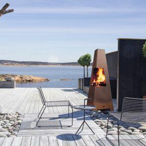 Terrazza XL ute 1 300x300 - Garden fireplace Terrazza XL