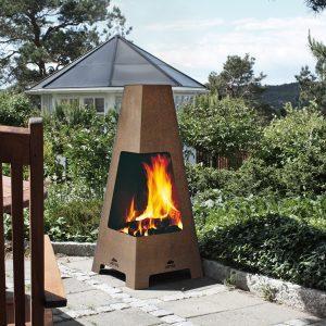Terrazza ute 2 300x300 - Garden fireplace Terrazza