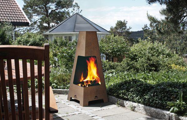 Terrazza ute 2 600x385 - Garden fireplace Terrazza