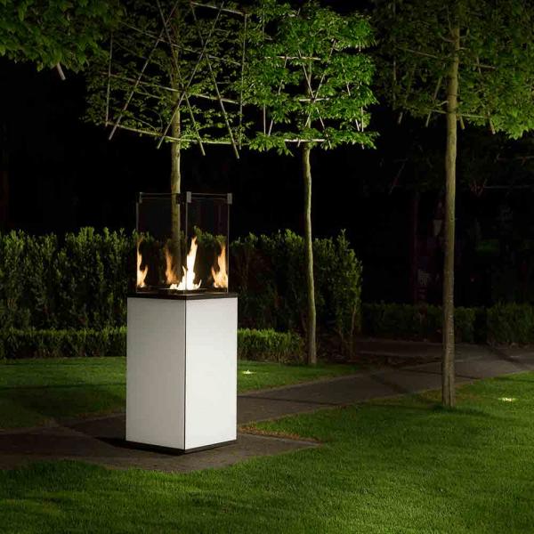 www aranz ogrzewacz gazowy patio lacobel panel bialy ogien 2 960 960 1 0 0 600x600 - Podgrzewacz gazowy  PATIO MINI szkło/biały  - sterowanie manualne