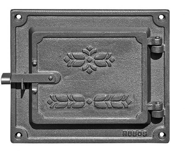 dpk16 600x496 - Drzwiczki żeliwne kuchenne  DPK 16