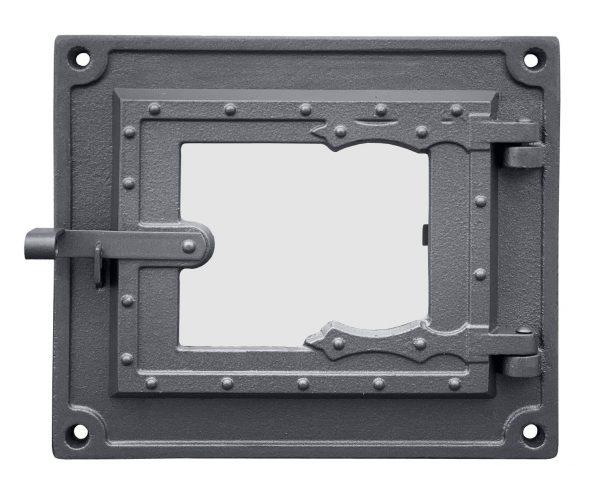 dpk17w 1 600x480 - Drzwiczki żeliwne kuchenne  DPK 17 W