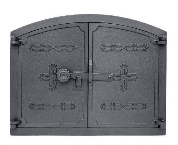 klos 600x490 - Drzwiczki żeliwne KŁOS
