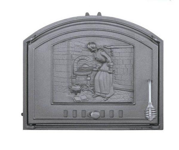 piekarka dchs1 600x505 - Drzwiczki żeliwne DCHS1-Piekarka
