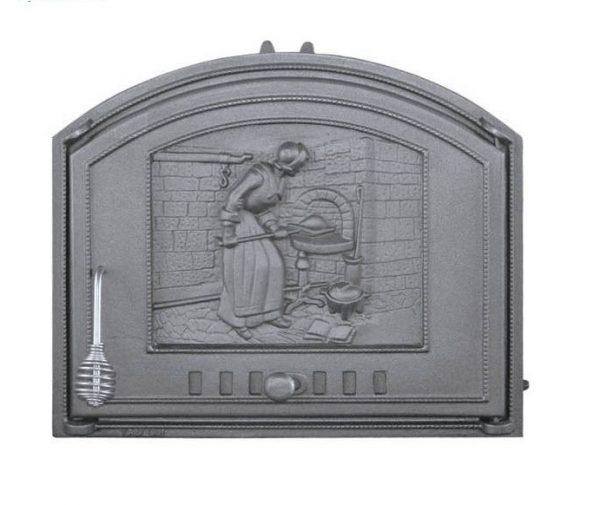 piekarka dchs2 600x505 - Drzwiczki żeliwne DCHS2-Piekarka